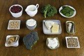 Produkty z dużą zawartością wapnia, osteoporoza