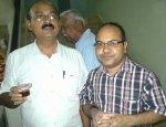 Dwóch doktorów nauk medycznych